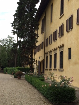 Villa Finaly, Florence