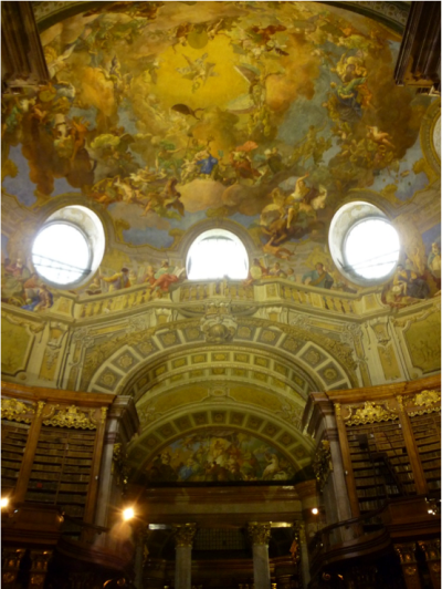 National Library in Vienna